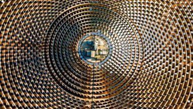 China apuesta fuerte por el uso de energía solar