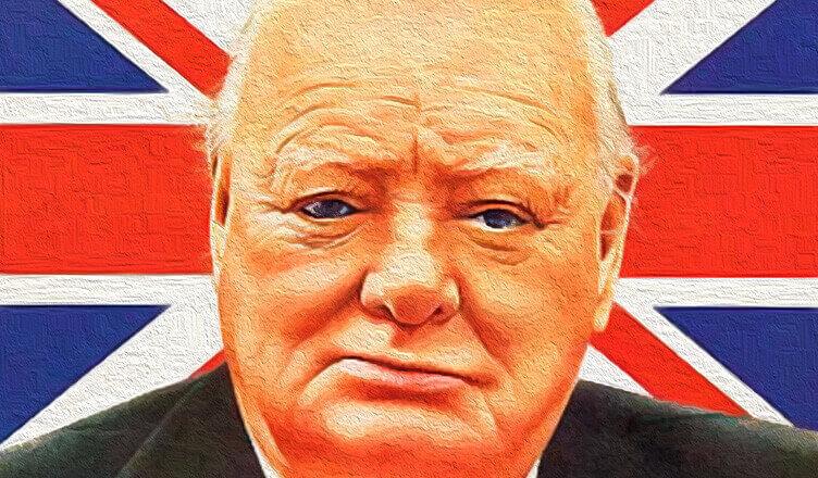 Se descubre un documento de Churchill sobre la vida extraterrestre