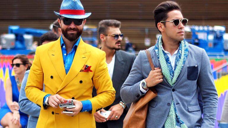La innovación y la fusión de estilos se adueñan del armario masculino