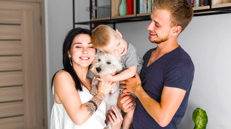Beneficios de tener una mascota en la familia