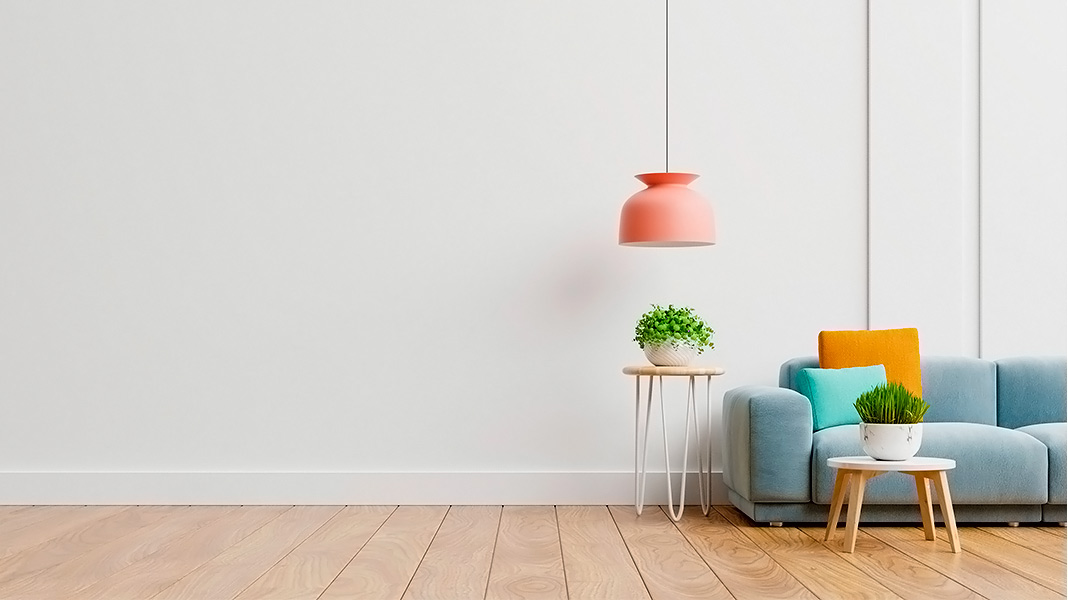 Decoración minimalista