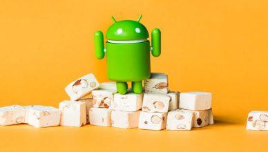 Dispositivos que recibirán la actualización de Android Nougat