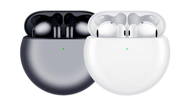 Huawei Freebuds 4: auriculares aislantes con graves potentes