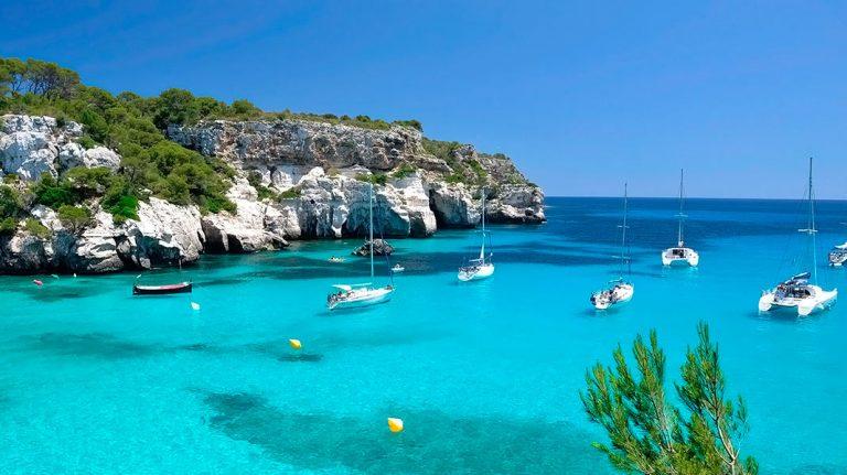 Menorca, uno de los sitios más tranquilos para pasar las vacaciones