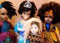 Esta artista crea muñecas con vitíligo para romper estereotipos.