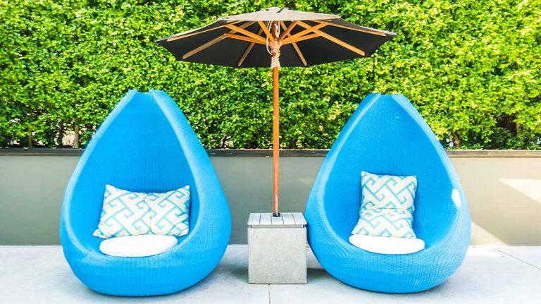 Consejos para escoger tus muebles de jardín
