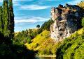 La historia de amor tras la famosa piedra del Indio en Coyhaique