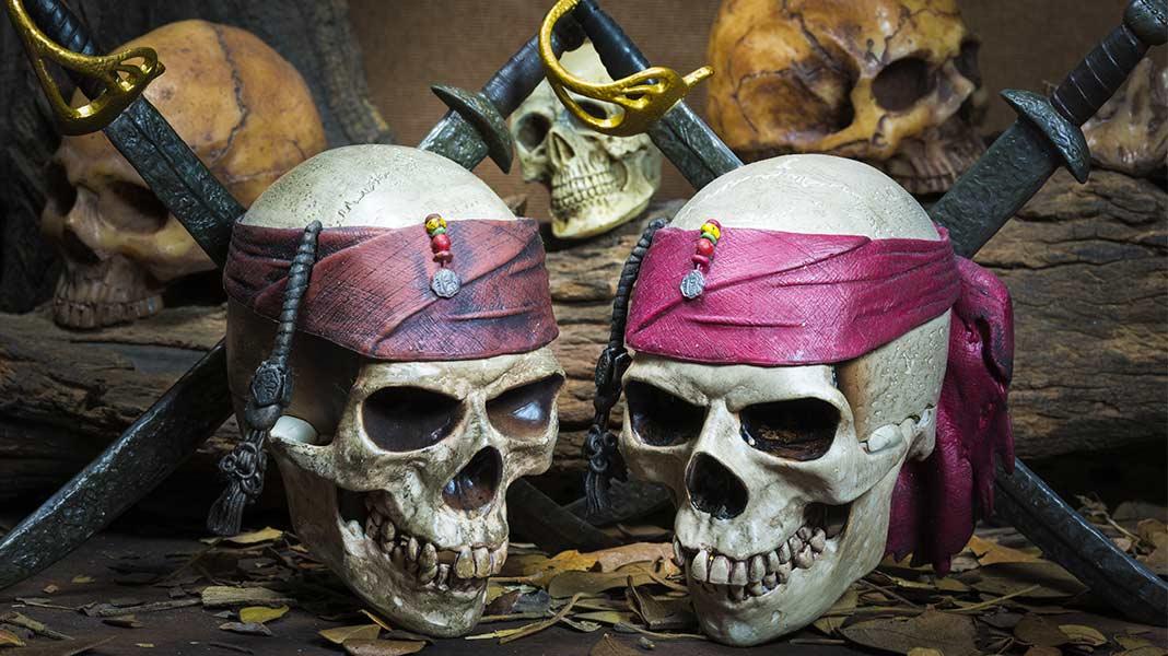 piratas despiadados