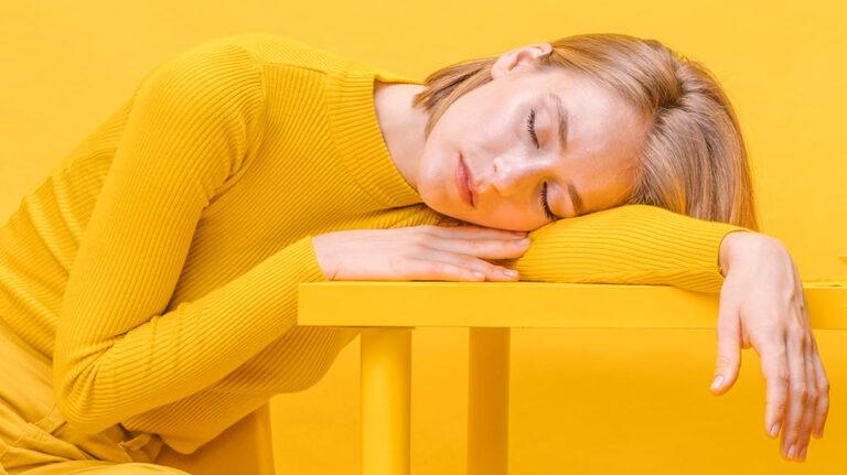 Tu postura al dormir revela mucho de ti