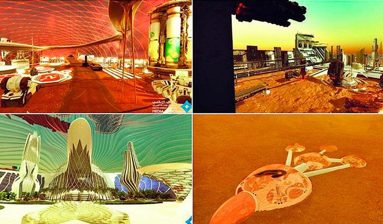 Proyecto Mars 2117