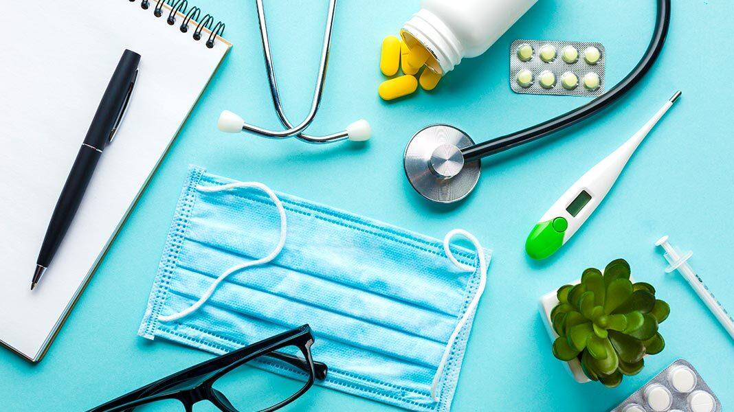 material sanitario