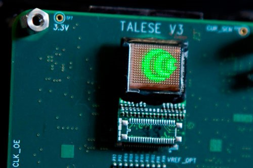 Tecnología de hologramas de Ostendo