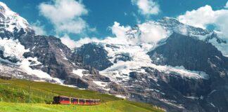 5 rutas en tren por los paisajes más deslumbrantes de Europa